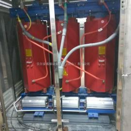 四川绵阳小区变压器改造用矩阵式减震器