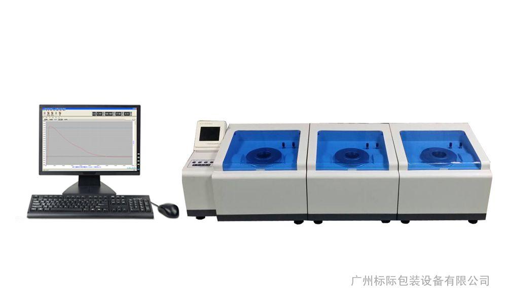 三层共挤输液用膜水蒸气透过量测定仪增重法