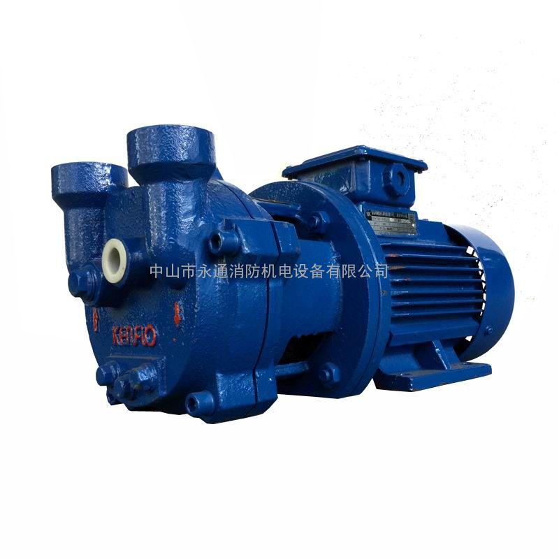 CDF1222-OAD2水平单段式泵浦 肯富来真空泵