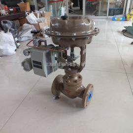 ZXP型单座薄膜精小型气动调节阀PN16~PN110