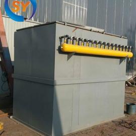 DMC单机脉冲布袋除尘器小锅炉专用厂家设计