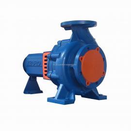 IS50-32-125卧式单级离心泵 托架式管道循环泵浦