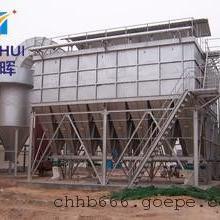 3吨中频电炉除尘器DMC-200布袋除尘器系统包括哪些部分