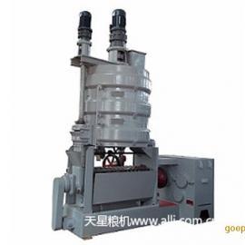 大型低温榨油机 安粮LYZX18型冷榨机