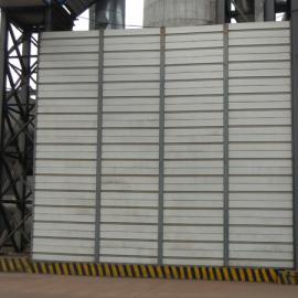 梅河冷却塔声屏障 梅河空调机组隔音墙