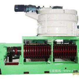 花生榨油机 大型榨油机 安粮LYZX34型榨油机