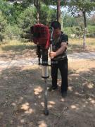 土壤考古研究取样器