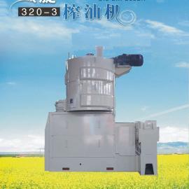 葵花籽榨油机 大型榨油机 安粮YZY320型螺旋榨油机