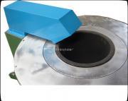燃气熔铝炉 节能反射炉 高温坩埚熔化炉万 能佳