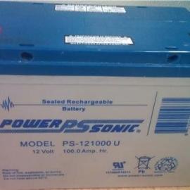 POWERSONIC蓄电池PS-12650/12v65ah规格型号