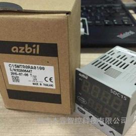 AZBIL山武温控表 C35TCOUA2200 SDC35系列特价