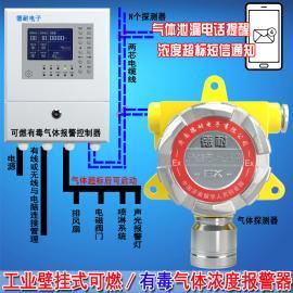 无线监控二氧化氮气体泄漏报警器