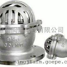 SSDF-I 水上式底阀 SSDF-I 不锈钢水上式底阀