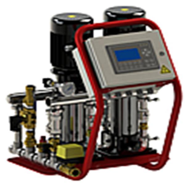 LUGU-DVG常压排气定压补水装置