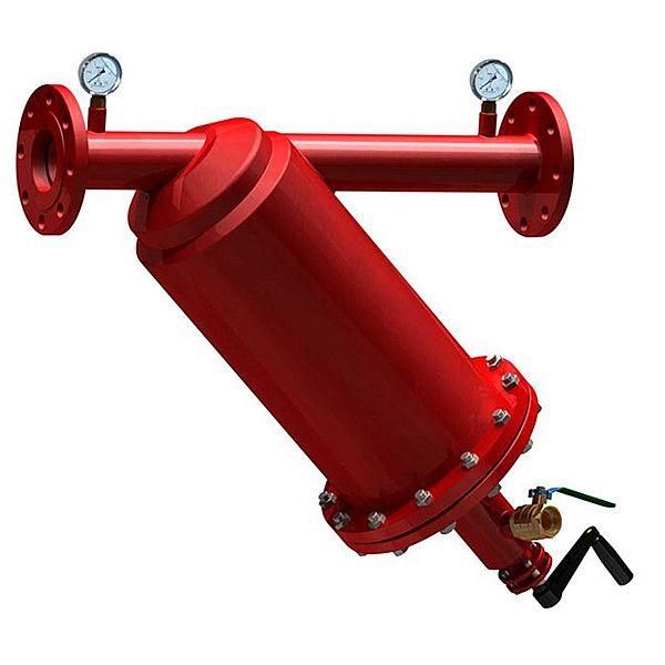 手摇刷式过滤器、滤谷水处理、手摇刷式过滤器5