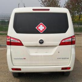 生命的守护神--120福田伽途救护车
