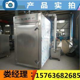 豆腐干烟熏炉_豆腐干熏干机器