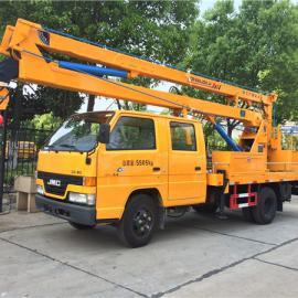 安顺电力路灯安装14米高空作业车-江铃14米高空作业车现车