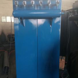 布袋除尘器48袋单机除尘器小型除尘器铁除尘器烟尘处理