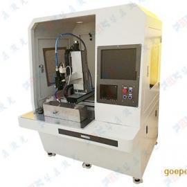 IPG2000W连续光纤高功率激光复合焊接机焊铝相框LDE灯框效果超好