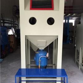 山东喷砂机加压式手动喷砂机厂家直销