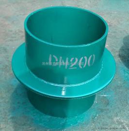 供应铭意牌DN500柔性防水套管、02S404刚性防水套管