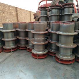 A型B型国标柔性防水套管DN100穿墙刚性柔性防水套管厂家直销