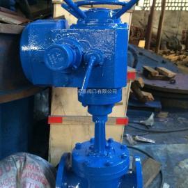 H742X液动池底排泥阀 液动池底排泥阀