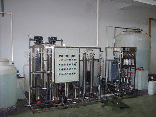 去离子超纯水设备 化妆品生产用去离子水处理设备
