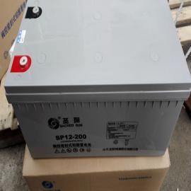 圣阳SACRED蓄电池SP12-100/12V100AH参数价格