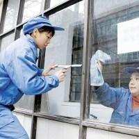 上海单擦玻璃 上海专业擦玻璃服务