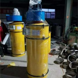 商砼混凝土水泥搅拌站 搅拌楼震动式仓顶除尘器 滤筒式除尘器