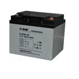 POWERSON复华蓄电池FM-40/12V40AH现货销售