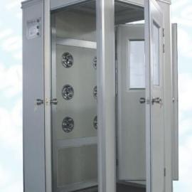 风淋室供应 风淋室设计 双人双吹不锈钢风淋室定制