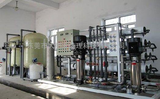 工业去离子一级反渗透设备 洗衣液用去离子水设备