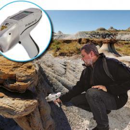 高性能便携式X射线矿石土壤分析仪