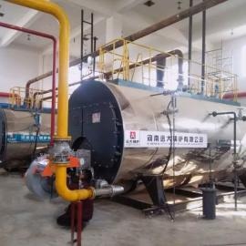 6吨燃气锅炉,六吨天然气热水锅炉价格