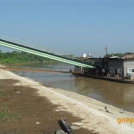中大泵业*生产摇臂式取水浮船