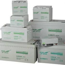 科华KELONG蓄电池6-GFM-100/12V100AH产品报价