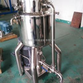 纳米阿维菌素乳化机,高剪切乳化机