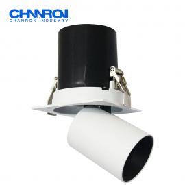 长隆商业照明LED嵌入式射灯 防眩光 高显指 低频闪 定制多种规格