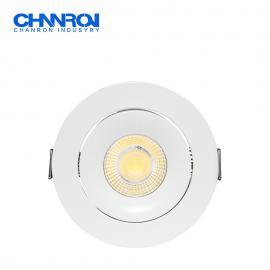 长隆商业照明LED射灯 高显指 低频闪 小体积 简易安装 品质保障