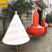 天津港口靠岸航道警示浮标PE航道灯塔批发