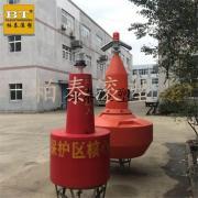 九江内河船只航运安全警戒航标(施工安装图)