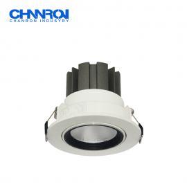 长隆商业照明LED射灯 60°摆动角度 30000小时使用寿命 节能环保