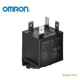 欧姆龙直流汽车功率继电器G9EJ-1-E