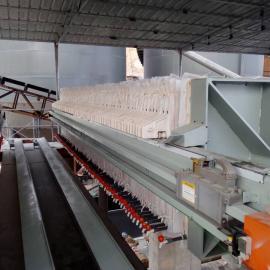 箱式压滤机+压滤机生产厂家+久鼎压滤机+环保工程承包