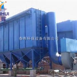 山东10吨烟煤锅炉除尘器除尘脱硫整体设计造价