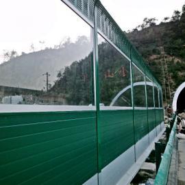 双鸭山轨道交通声屏障 双鸭山桥梁隔音屏 双鸭山小区声屏障