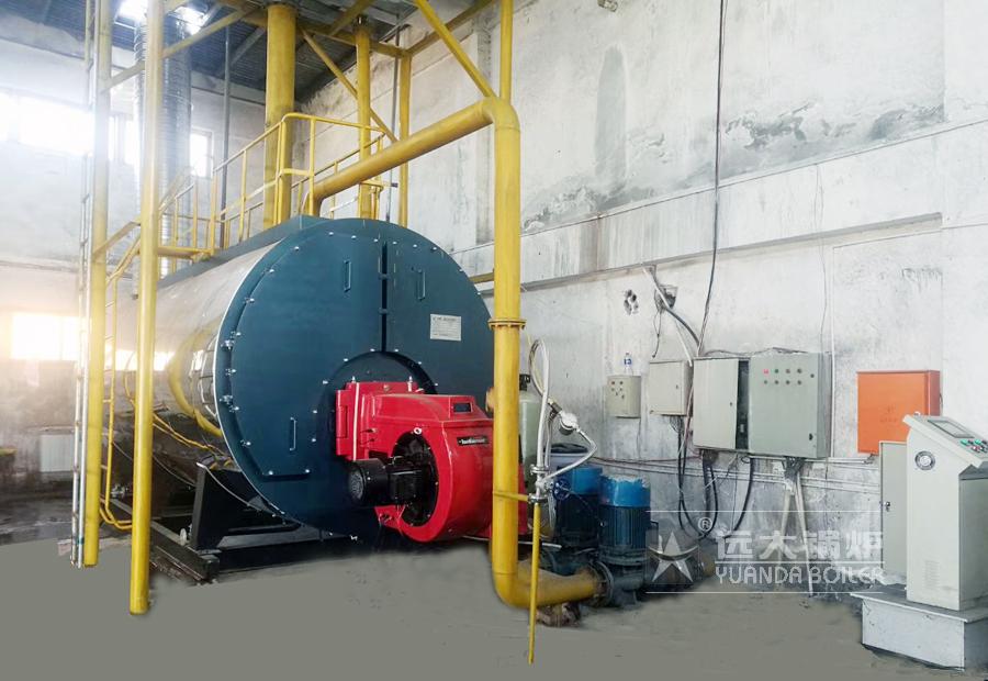 8吨燃气锅炉全套总价格